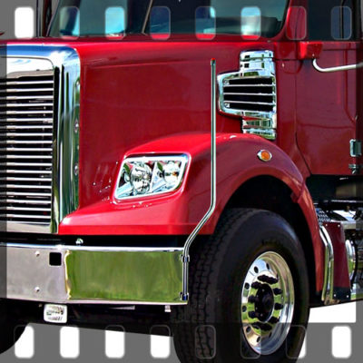 Heavy Truck Bumper Guides