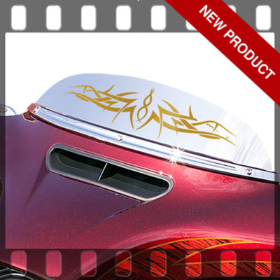 Harley windshields