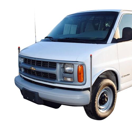 1997-2002 Chevrolet Express Van notes