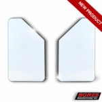 Stainless Steel Pickup Mud Flaps