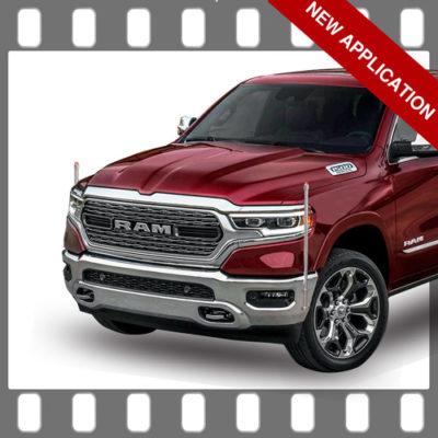 2020 RAM 1500 Bumper Guides