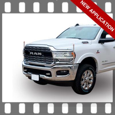 2020 RAM 2500/3500 Bumper Guides