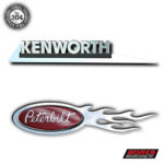 Stainless Steel Emblem Trim