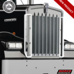 KENWORTH GRILL SURROUND PIECES