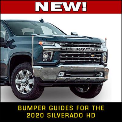 2020 Silverado HD Bumper Guides